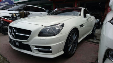 2011 Mercedes Benz Slk 200 AMG - Unit Istimewa