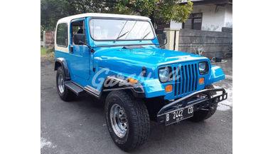 1980 Jeep CJ 7 - Harga nego