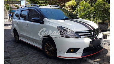 2013 Nissan Livina HWS