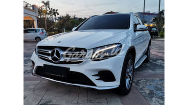 2018 Mercedes Benz GLC 200 AMG Line