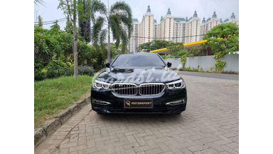 2018 BMW 5 Series 530i G30 Luxury