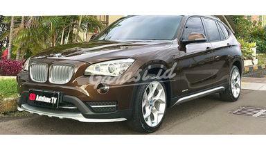 2015 BMW X1 E84 X1 Sdrive Excecutive