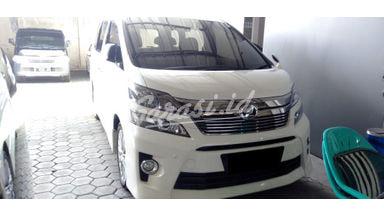 2014 Toyota Vellfire ZG - Mobil Pilihan