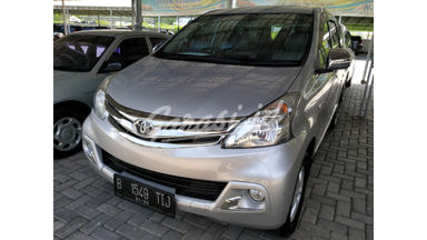 2014 Toyota Avanza G - Good Condition