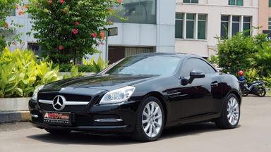 2013 Mercedes Benz Slk 200 CABRIOLET - Siap Pakai
