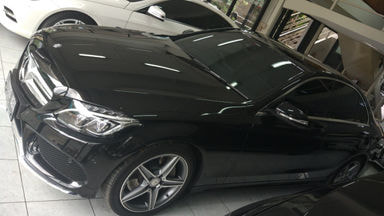 2014 Mercedes Benz C-Class C250 AMG AT - Unit Istimewa