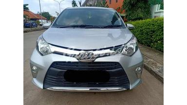 2017 Toyota Calya G - Siap Pakai