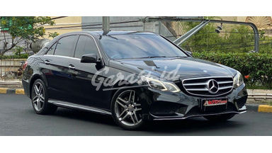 2014 Mercedes Benz E-Class E400 - AMG FACELIFT KM Low Like New