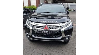 2018 Mitsubishi Pajero Dakar