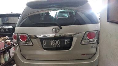 2013 Toyota Fortuner G - mulus terawat, kondisi OK, Tangguh (s-5)