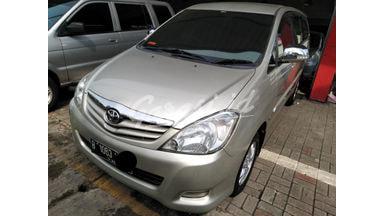2010 Toyota Kijang Innova G - SIAP PAKAI!