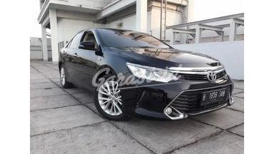 2017 Toyota Camry V - Barang Bagus Dan Harga Menarik