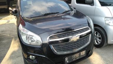 2013 Chevrolet Spin LTZ - Siap Pakai