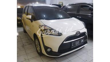 2017 Toyota Sienta G