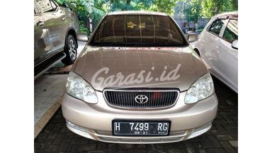 2001 Toyota Corolla Altis G - Terawat Siap Pakai