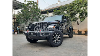 2019 Jeep Wrangler Unlimited Rubicon 4 D
