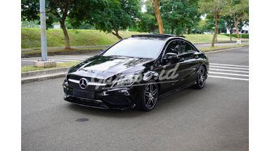 2017 Mercedes Benz CLA-Class 200