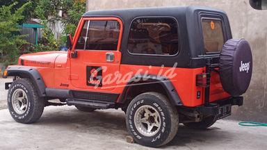 1985 Jeep CJ 7 HARDTOP