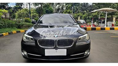 2011 BMW 5 Series 528i Twins turbo
