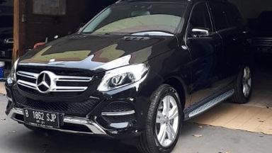 2016 Mercedes Benz GLE Exclusive - Seperti mobil baru