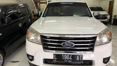 2010 Ford New Everest 2.5 L XLT - istimewa putih (s-1)