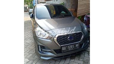 2019 Datsun Go+ cvt