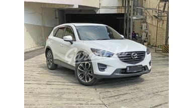 2015 Mazda CX-5 GT facelift joystick