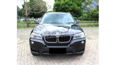 2014 BMW X3 X-DRIVE - Kondisi Istimewa