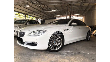 2013 BMW 640i Grandcoupe - Full Option Full Perawatan Bi Turbo Engine