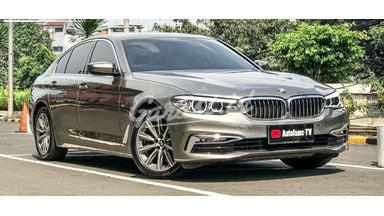 2018 BMW 5 Series G30 520i Luxury