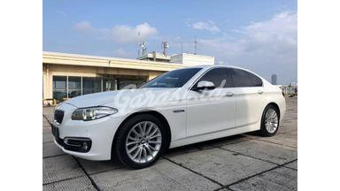 2014 BMW 5 Series 528i luxury