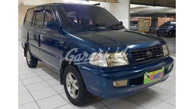 2000 Toyota Kijang LX Upgrade LGX