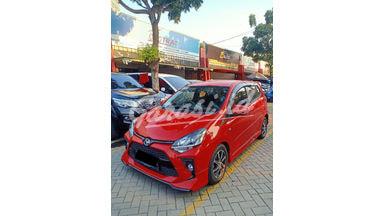 2020 Toyota Agya S TRD SPORTIVO