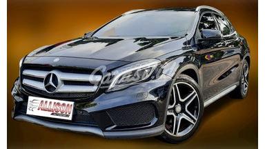 2014 Mercedes Benz GLA AMG Panoramic - Kondisi Mulus No
