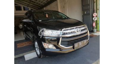 2018 Toyota Kijang Innova G - Terawat Siap Pakai