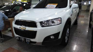 2013 Chevrolet Captiva FL - Terawat - Siap Pakai