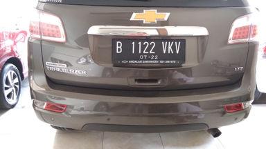 2017 Chevrolet Trailblazer LTZ - Terawat Siap Pakai (s-8)