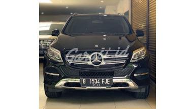 2017 Mercedes Benz GLE Exclusive - Bekas Berkualitas