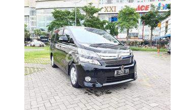 2014 Toyota Vellfire Welcab Z - Kondisi Istimewa
