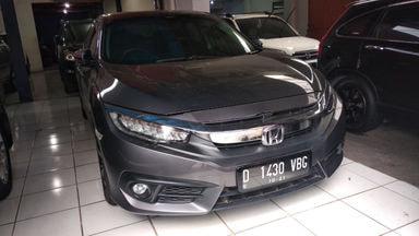 2016 Honda Civic TURBO - mulus terawat, kondisi OK