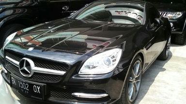 2011 Mercedes Benz Slk 200 - Kondisi Istimewa