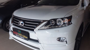 2012 Lexus RX 270 - Barang Bagus Dan Harga Menarik