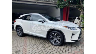 2017 Lexus RX Luxury