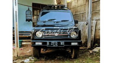 1997 Suzuki Katana GX - Unit Istimewa