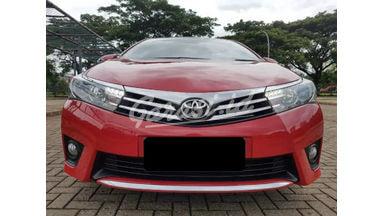 2018 Toyota Corolla Altis V - Mobil Pilihan