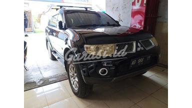 2010 Mitsubishi Pajero Sport exceed A/t
