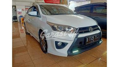 2015 Toyota Yaris s trd - Mobil Pilihan