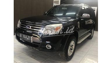 2013 Ford Everest XLT