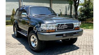 1997 Toyota Land Cruiser VX80 Turbo - Tangan Pertama Perfect Condition