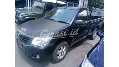 2012 Toyota Hilux Pickup - Kredit Tersedia